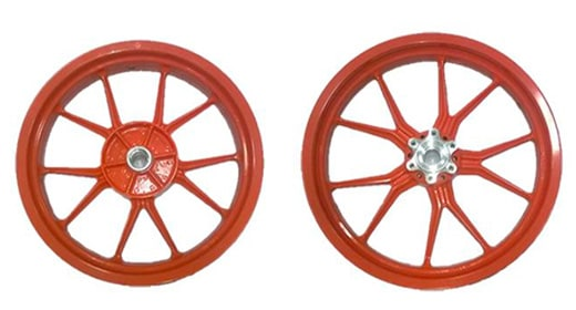Alloy Wheels (GDC/LPDC)