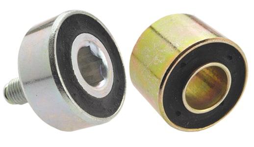 Vibration dampers & rubber dampers