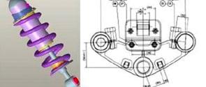 Suspension design and R&D